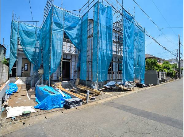 神奈川県藤沢市亀井野の新築戸建