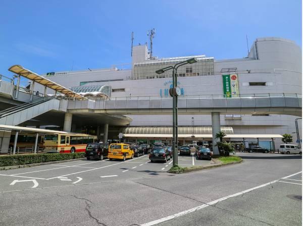 JR東海道線『茅ヶ崎』駅よりバス便になります