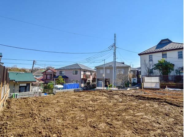神奈川県鎌倉市笛田3丁目の新築戸建