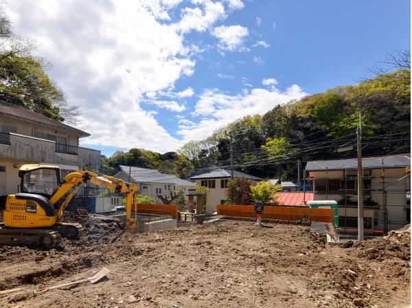 神奈川県逗子市山の根3丁目の新築戸建