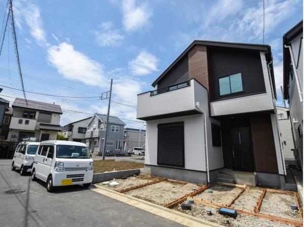 神奈川県茅ヶ崎市中島の新築戸建