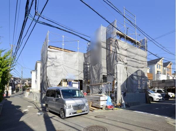 神奈川県逗子市小坪1丁目の新築戸建