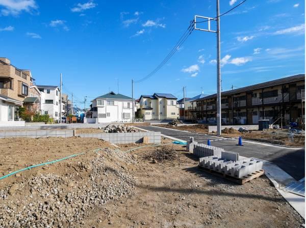 神奈川県茅ヶ崎市若松町の土地
