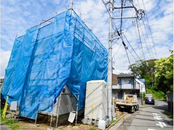 神奈川県藤沢市片瀬2丁目の新築戸建